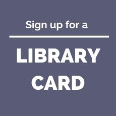 Regular Library card