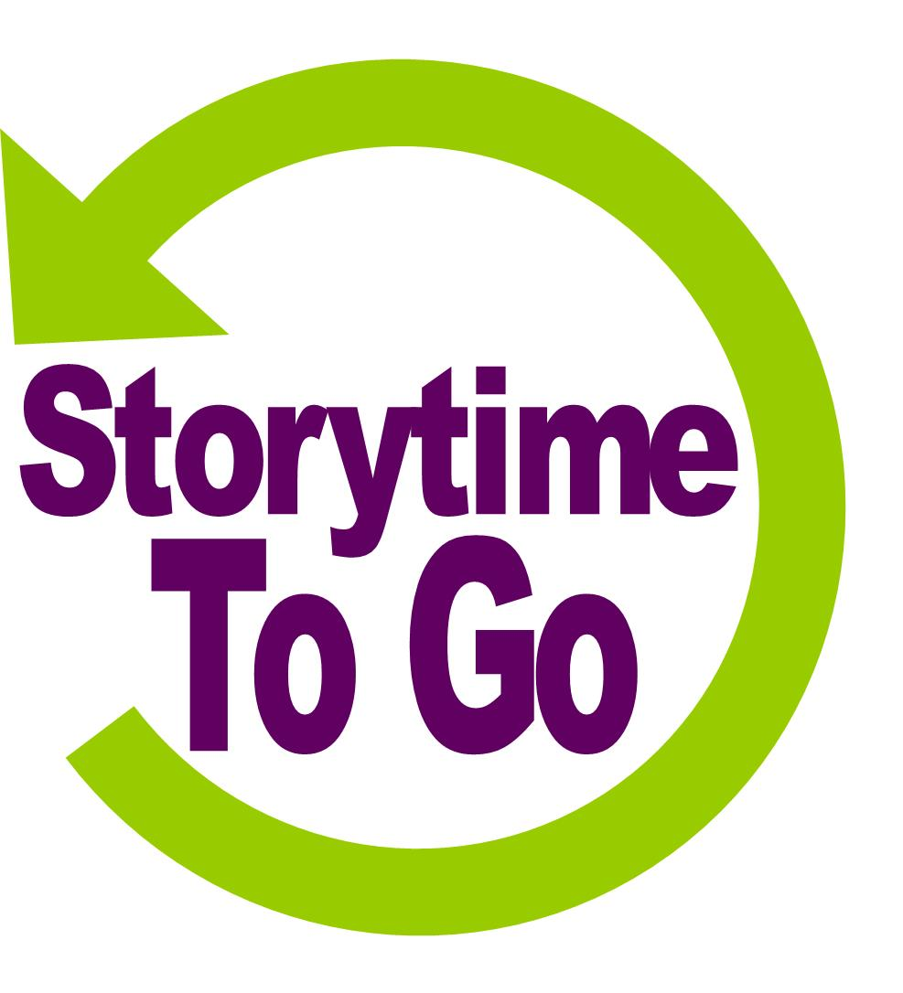 Storytime to go logo