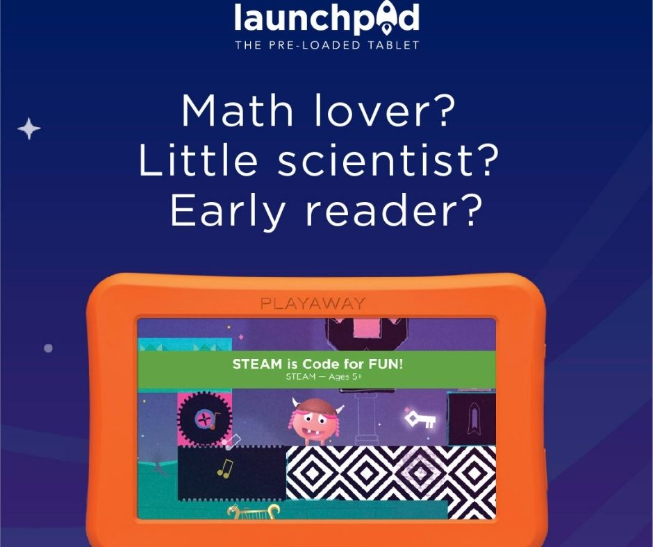 Launchpad the preloaded tablet