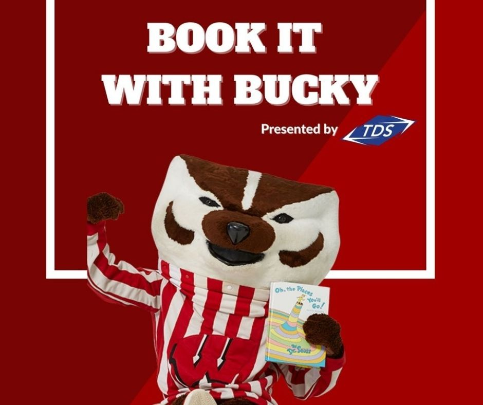 Book It With Bucky